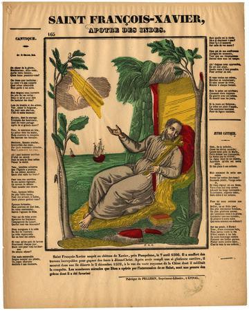 Saint François-Xavier : apôtre des Indes