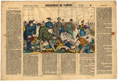 Assassinat de Pantin