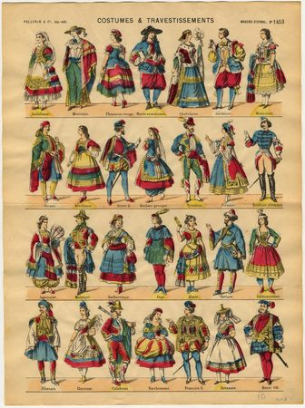 Costumes & travestissements