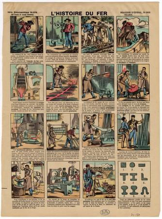 L'histoire du fer
