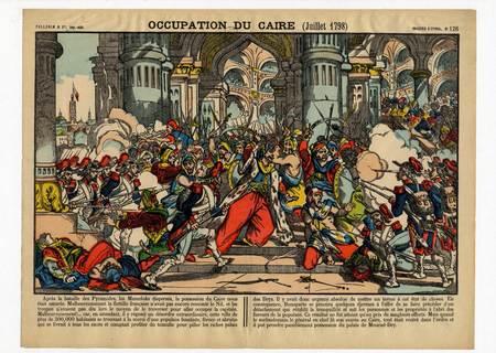 Occupation du Caire (juillet 1798)