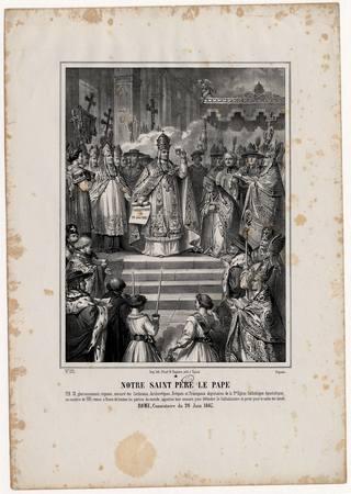Notre Saint Père le Pape