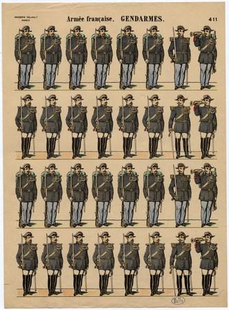 Armée française, Gendarmes