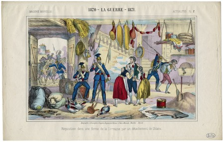 1870 - La Guerre - 1871