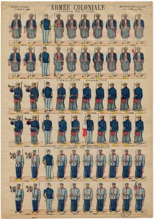 Armée coloniale