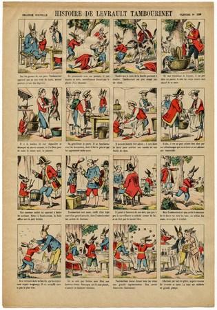 Histoire de Levrault Tambourinet