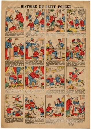 Histoire du petit poucet
