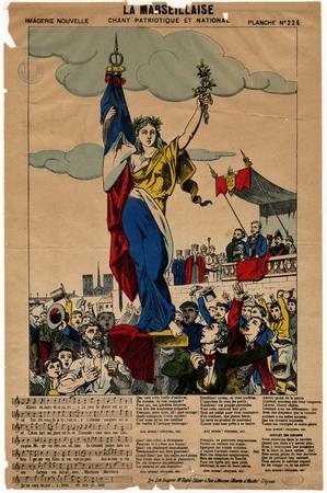 La Marseillaise: Chant patriotique et national