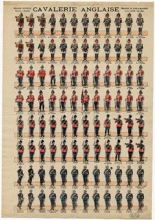 Cavalerie anglaise