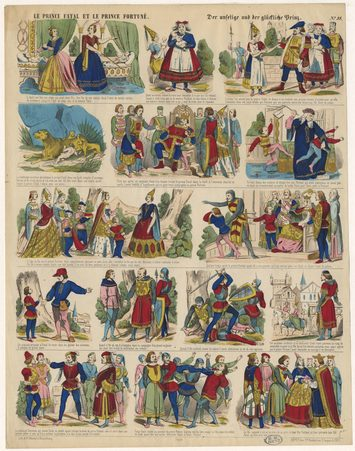 Le Prince Fatal et le Prince Fortuné – Der unselige und der glückliche Pri…