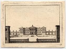 Petit palais dans le goût de Palladio