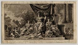 Explication des tableaux de la galerie de Versailles: L'Europe, la Piété …