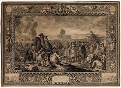 Le siège de Douai en l'année 1667 où le Roi Louis XIV étant dans la tranch…