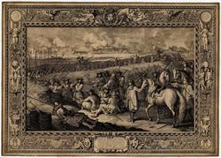 Siège de Tournay en l'année  1667, où le Roi Louis XIIII étant dans la tra…