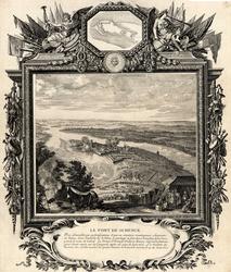 Les Grandes conquêtes du Roi: Le Fort de Schenck