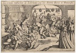 La Grande Destruction de Lustucru, par les Femmes Fortes et Vertueuses