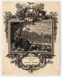 Histoire de Charles V de Lorraine: Le passage de la Forêt Noire