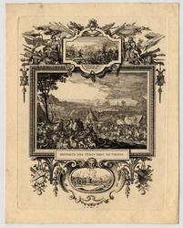 Histoire de Charles V de Lorraine: Défaite des Turcs près de Vienne