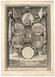 Réception de Louis XIV à l'Hôtel de ville
