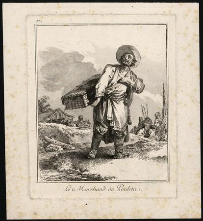 Le Marchand de Poulets