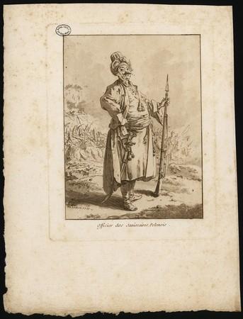 Officier des Janissaires Polonois
