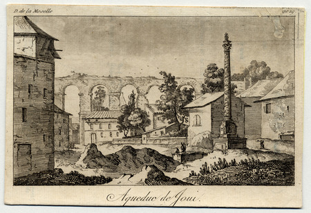 Aqueduc de Joui