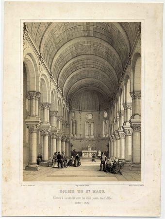Église de Saint Maur