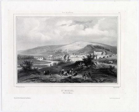 Saint Mihiel (Département de la Meuse)