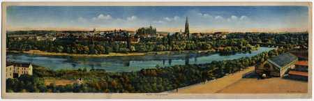 Metz : vue générale