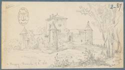 A Woippy - Dimanche 25.8.1863