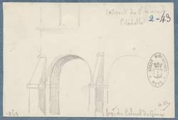 Couvent de St-Pierre - Citadelle - Logement du Colonel du Génie
