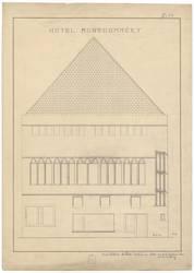 Hôtel Montgomméry [rue de la fontaine]