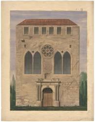 Ancienne Eglise Ste Elisabeth Rue des Trinitaires Metz