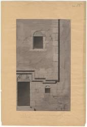 Rue des Trinitaires - Cour de l'impasse, à gauche en entrant dans la Cour …