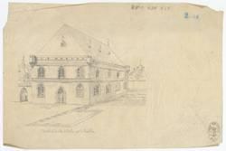 L'Hostel de la ville de Metz par C. Chastillon