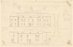 1787 Château de Buchy près de Vigy appartenant à Mr Barbé de Marbois