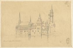 Belle maison et magnifique […] en la ville de Metz