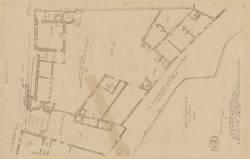 Hôtel de Morback [Plan datant de 1795]
