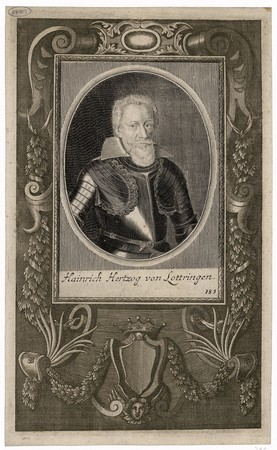 Hainrich Hertzog von Lottringen