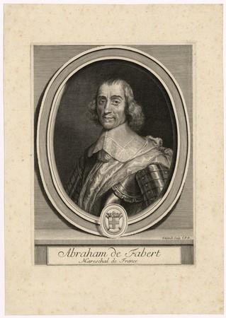 Abraham de Fabert : mareschal de France