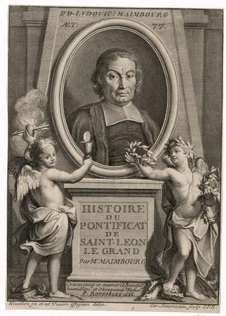 Histoire du pontificat de saint Léon le Grand, par M. Maimbourg