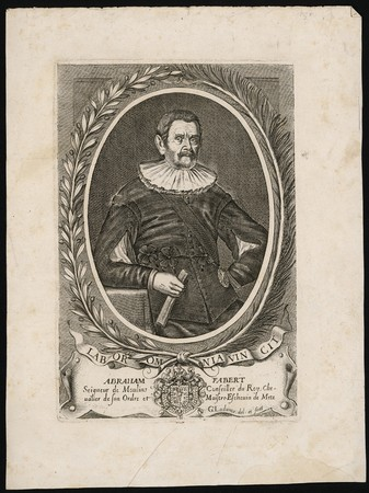 Abraham Fabert, seigneur de Moulins, conseiller du Roi