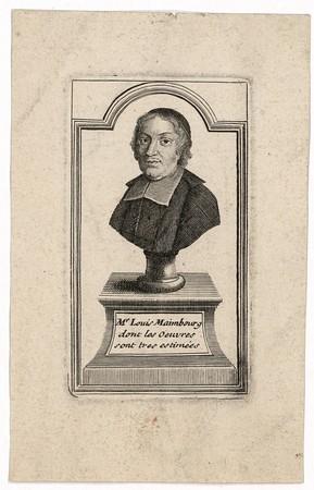 M. Louis Maimbourg dont les œuvres sont très estimées