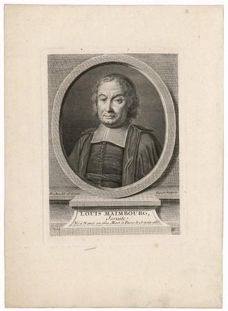Louis Maimbourg : jésuite