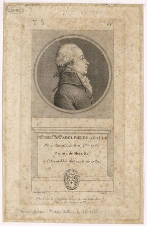 Nicolas Theodore Antoine Adolphe de La Salle