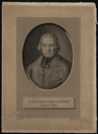 G. J. André Joseph Jauffret : évêque de Metz