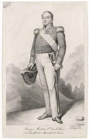 George Mouton comte de Lobau