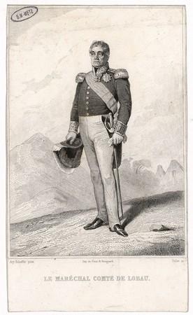 Le maréchal comte de Lobau
