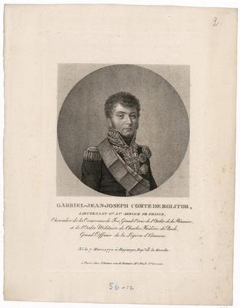 Gabriel-Jean-Joseph comte de Molitor : lieutenant général au service de Fr…