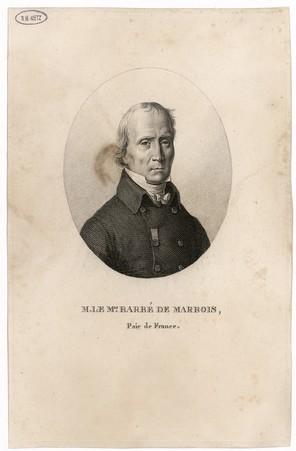 M. le marquis Barbé de Marbois : pair de France